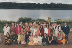 1999 Laxen Gruppbild