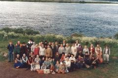 2000 Laxen Gruppbild