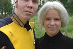 Daniel Sandström & Annuka Ylitalo Bild 10