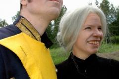 Daniel Sandström & Annuka Ylitalo Bild 6